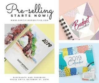 CERTIFIED POSITIVE PLANNER PRESELLING