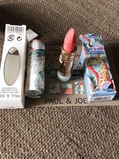 全新 Paul & Joe 唇膏連筒