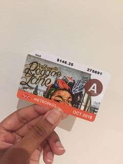 October 2018 TTC Adult Metropass