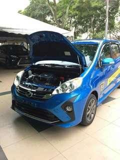 Perodua Alza 2018 baru,full loan 0 deposit, skim graduan baru keje pun boleh apply dan submit loan online mudah dan jimat