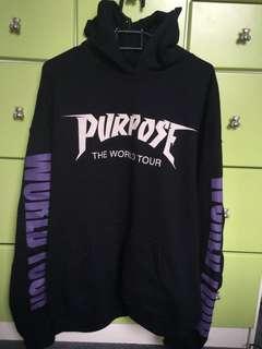 Justin Bieber Purpose Hoodie