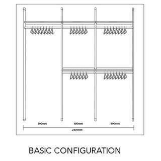 🚚 8FT(BASIC) - POLE SYSTEM KOREA CONCEPT