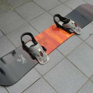 As is used sand board snow board