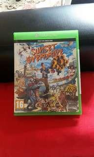 Sunset Overdrive Xbox One Games