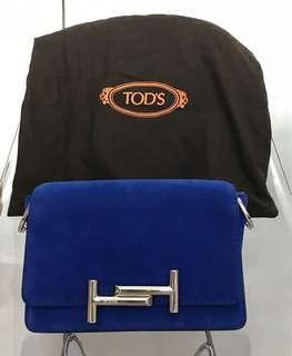 🚚 Brand NEW! TODS Double T Crossbody Bag Clutch