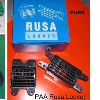 Perodua Rusa Louver