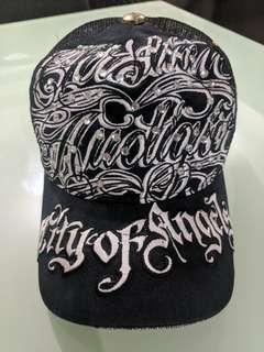 Christian Audigier City of Angels Men's Hat