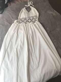 Byron Bay maxi dress