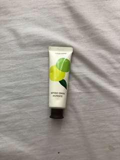Innisfree Handcream