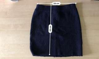 Something Borrowed Knit Bodycon Skirt