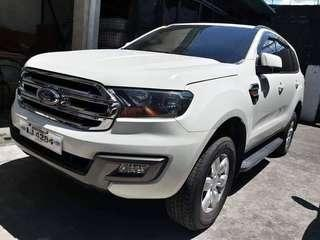 2016 Ford Everest 4x2 Trend Series