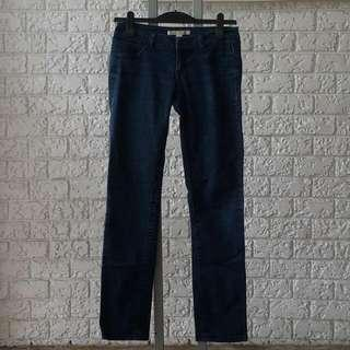 FOREVER 21 Low Rise Skinny Denims For Women Size 26, Waist 30 - 30.5 Inches