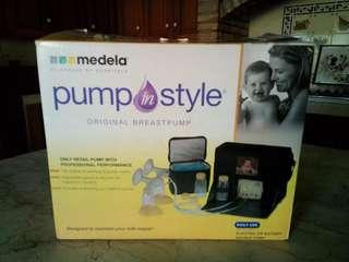 PUMP in STYLE