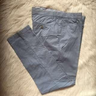 Daniel Hechter Light Blue Trousers