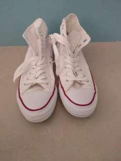 ❗Repriced❗Authentic Converse High cut sneakers