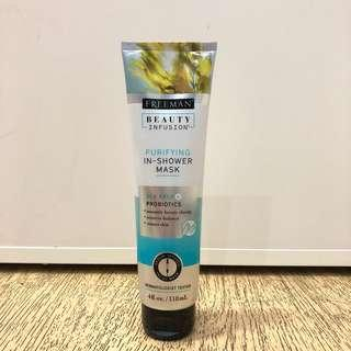 Freeman Beauty Infusion Purifying In Shower Mask (masker)
