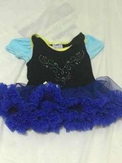 Baby Costume Princess Anna