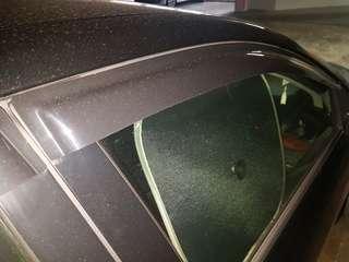 Toyota Allion window visor