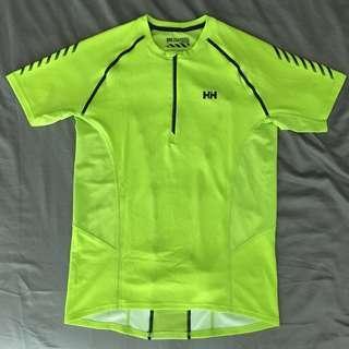 Helly Hansen Mens 1/2 zip base layer jersey