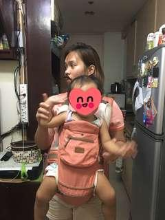 Picolo baby hipseat carrier