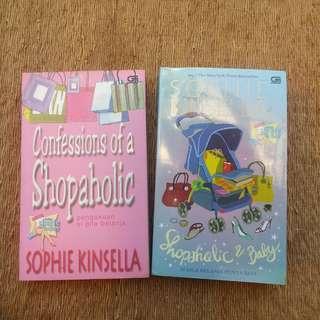 Shopaholic Series oleh Sophie Kinsella [U]