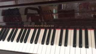 B Robinson 鋼琴