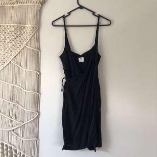 RVCA wrap Dress