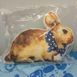 兔仔 抱枕 rabbit cushon