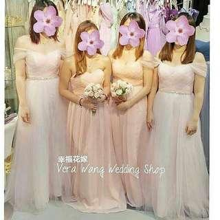 Wedding Dress 姊妹裙
