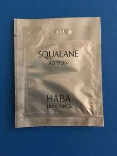 全新 HABA Squalane Pure Roots