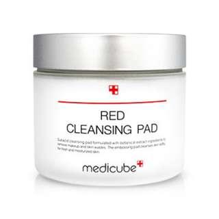 🚚 MEDICUBE Red Cleansing Pad