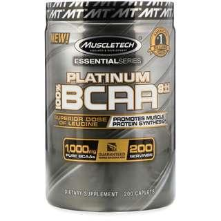 Muscletech 100% BCAA 8:1:1