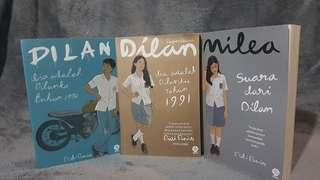 Pidi Baiq - Dilan, Dilan 1991, & Milea