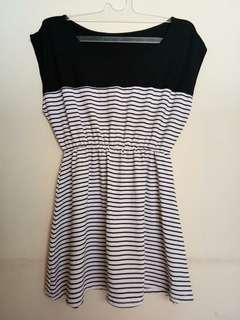 Mini Line Dress