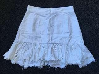 Size 6 mini skirt