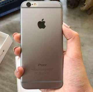 Iphone 6 64gb with box