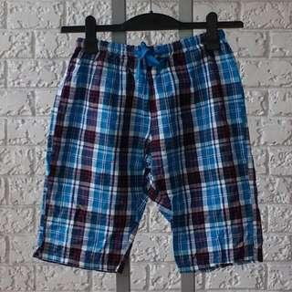 BENCH BODY Plaid Shorts Size M, Waist 27 - 28 Inches