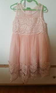 Dress salem pastel