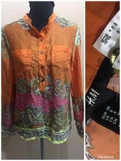 H&M blouse medium