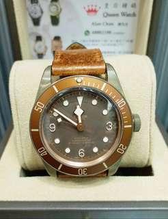 Tudor 銅錶 2017年水貨 有咭