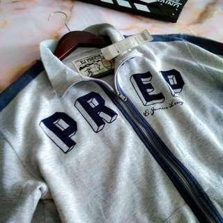 💸Reprice EJ Preppy Champion Jacket Original Korea