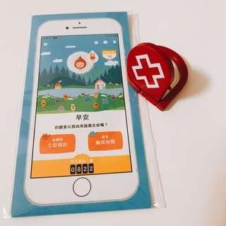 電話扣 hk blood accessories 捐血救人 香港紅十字會 Hong Kong Red Cross