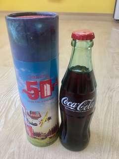 太古可口可樂50週年紀念版可樂