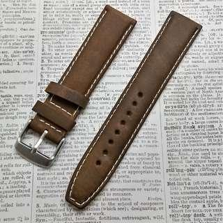 Watch leather strap K-5(7) New model