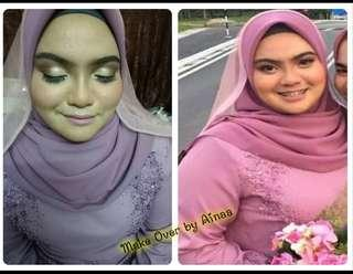Affordable Make Over by Ainaa