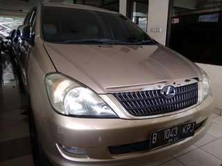 Toyota kijang Innova V 2.7 2005