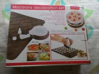 Macaroons Decoration Set