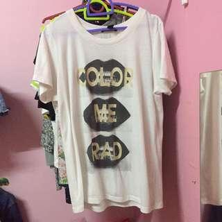 Forever 21 Wording Top
