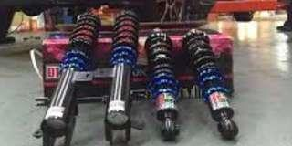 D1 Spec coilover