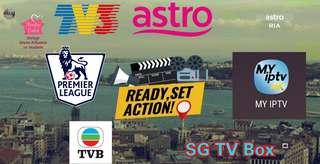 🚚 Myiptv 4K Premium Subscription for Android Box Malaysia Astro Chinese and Malay ( IPTV / ASTRO / Malaysia Channels / TV3 / Malay / TVB )